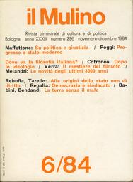 Copertina del fascicolo dell'articolo Fenomenologia e psicoanalisi