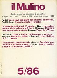 Copertina del fascicolo dell'articolo Guerra libica, parlamento e governo