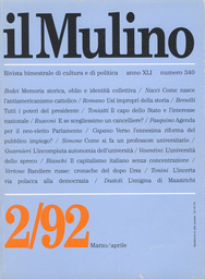 Copertina del fascicolo dell'articolo L'enigma di Maastricht