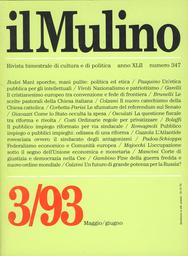 Copertina del fascicolo dell'articolo Mani sporche, mani pulite. Calcolo politico e responsabilità etica