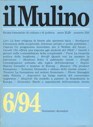 Copertina del fascicolo dell'articolo La lunga marcia del comunismo ungherese