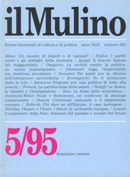 Copertina del fascicolo dell'articolo La partitocrazia della salute