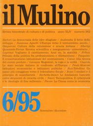 Copertina del fascicolo dell'articolo Ricerca scientifica e insegnamento universitario