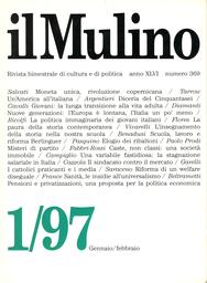 Copertina del fascicolo dell'articolo I cattolici praticanti e i media