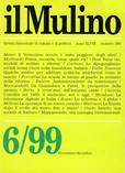 cover del fascicolo, Fascicolo arretrato n.6/1999 (novembre-dicembre)