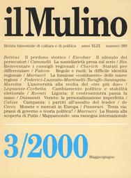 Copertina del fascicolo dell'articolo Veneto: la personalizzazione imperfetta