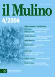 cover del fascicolo, Fascicolo arretrato n.4/2004 (luglio-agosto)