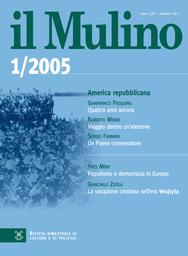 Copertina del fascicolo dell'articolo La globalizzazione giudiziaria