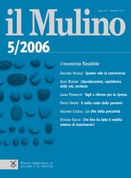 Copertina del fascicolo dell'articolo Che fine ha fatto il reddito minimo di inserimento?