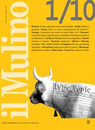 Copertina del fascicolo dell'articolo Un mare di guai: il Mediterraneo e le migrazioni