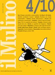 Copertina del fascicolo dell'articolo La superficie del Giappone