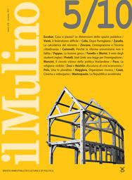Copertina del fascicolo dell'articolo Georg Simmel