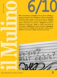 Copertina del fascicolo dell'articolo Contro la povertà