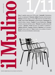 Copertina del fascicolo dell'articolo Discutono di modelli di capitalismo