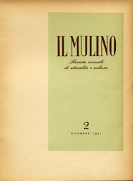 Copertina del fascicolo dell'articolo L'intellettuale in provincia