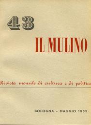 Copertina del fascicolo dell'articolo Risposta a