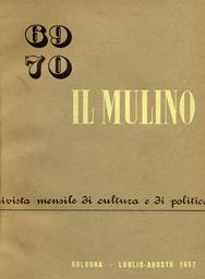 Copertina del fascicolo dell'articolo Scientismo neopositivistico e filosofia sociologica