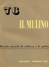 Copertina del fascicolo dell'articolo Il manifesto federalista