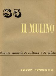 Copertina del fascicolo dell'articolo L'ottimismo di Pasternak