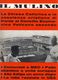 Copertina del fascicolo dell'articolo Problemi politici in un paese sottosviluppato africano. L'esempio dell'Alto Volta