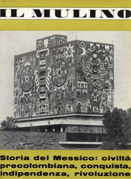 Copertina del fascicolo dell'articolo Senso e prospettive della contemporanea