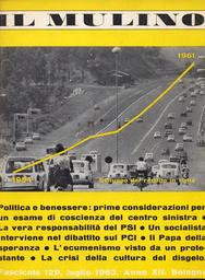 Copertina del fascicolo dell'articolo L'ecumenismo visto da un protestante italiano