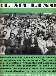 Copertina del fascicolo dell'articolo La rivoluzione contadina: intervista con Ahmed Ben Bella
