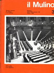 Copertina del fascicolo dell'articolo Il decentramento municipale: valori e limiti di un'esperienza