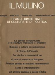 Copertina del fascicolo dell'articolo La funzione della residenzialità nella struttura universitaria